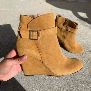 Vince Camuto Heeled Booties